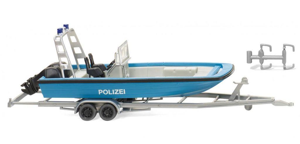 Neu Wiking 031147-1//87 Polizei VW Amarok GP Comfortline